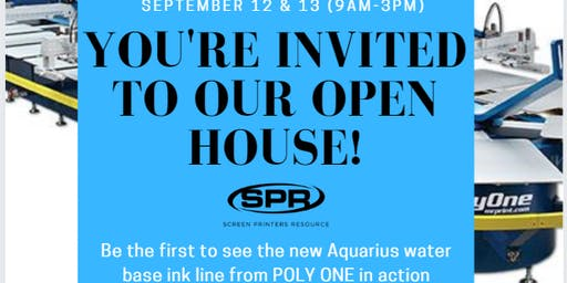 SPR Open House & Workshop