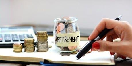Tax -Efficient Retirement Planning tickets