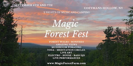 Magic Forest Fest tickets