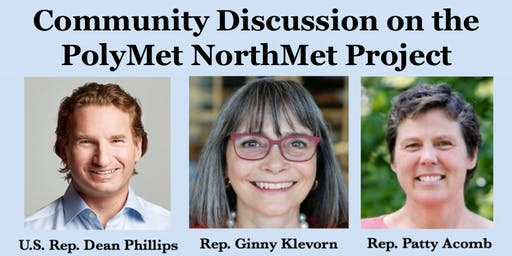Community Discussion on PolyMet with Reps. Phillips, Klevorn, and  Acomb