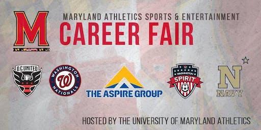 Maryland Athletics Sport & Entertainment Career Fair