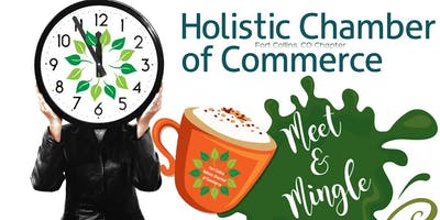 Lunch Meet & Mingle Holistic Chamber of Commerce(FCC)