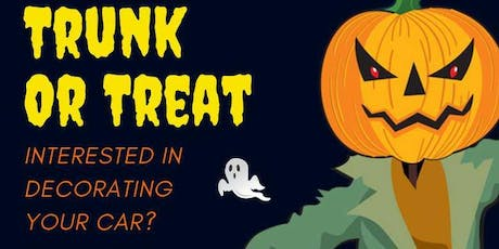 Trunk Or Treat TRUNKERS 2019 tickets