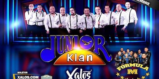 Junior Klan en Concierto