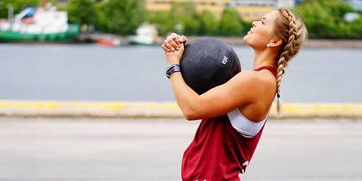 August Factionista Event- Blue Valley Crossfit