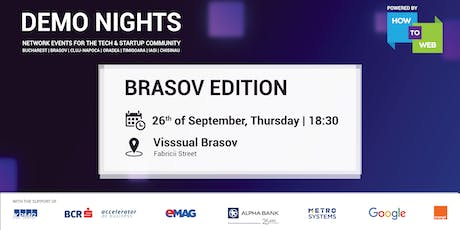 Demo Nights, Brasov edition tickets