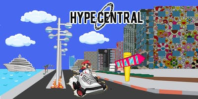 Hype Central Buy-Sell-Trade & Go-Karting Sneaker/Clothing/Art/Networking Festival