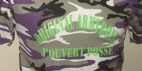 MIAMI/BROWARD CAMOUFLAGE J'OUVERT SECTION tickets
