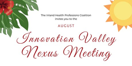 Innovation Valley Nexus Meeting tickets