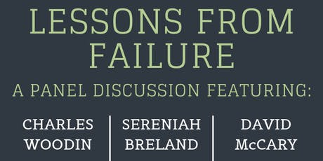 Lessons from Failure Panel tickets