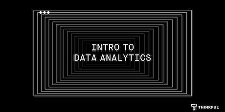 Intro to Data Analytics: SQL Fundamentals tickets
