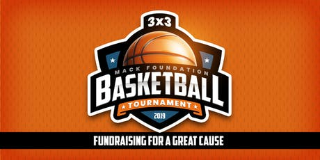 MACK Youth Foundation 3x3 Charity Basketball Tournament   tickets