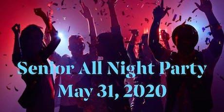 WLN Senior All Night Party 2020 tickets