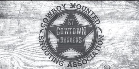 Cowboy Mounted Shooting Show tickets