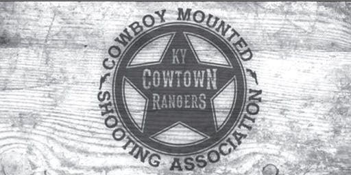 Cowboy Mounted Shooting Show