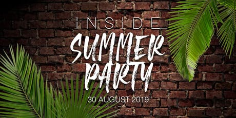 Inside London: The Summer Party tickets
