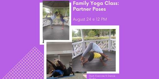 Family Yoga: Partner Poses