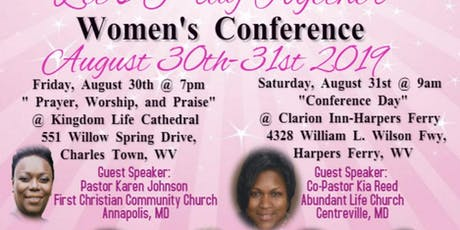 """""""Let's Pray Together"""" Women's Conference  tickets"""