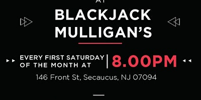 Free Admission to Comedy Night At Blackjack Mullig