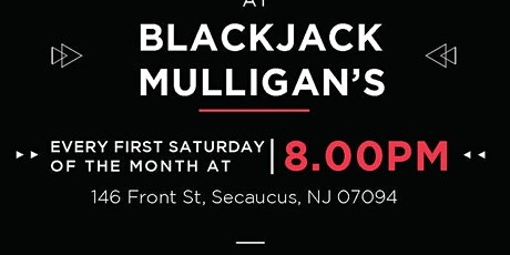 Free Admission to Comedy Night At Blackjack Mulligans tickets