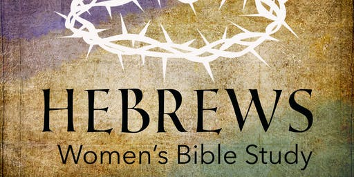 Women's Hebrews Study Introduction Gathering