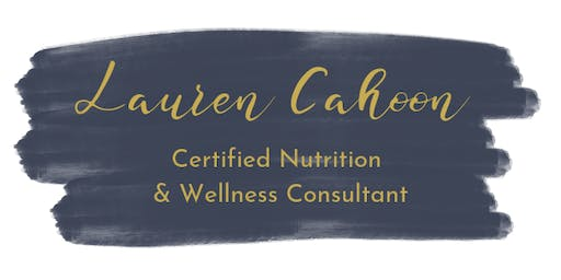 Nutrition for an Active Lifestyle- Informational Seminar