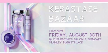 Kerastase Bazaar tickets