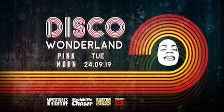 Disco Wonderland tickets