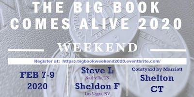 Big Book Comes Alive Weekend 2020