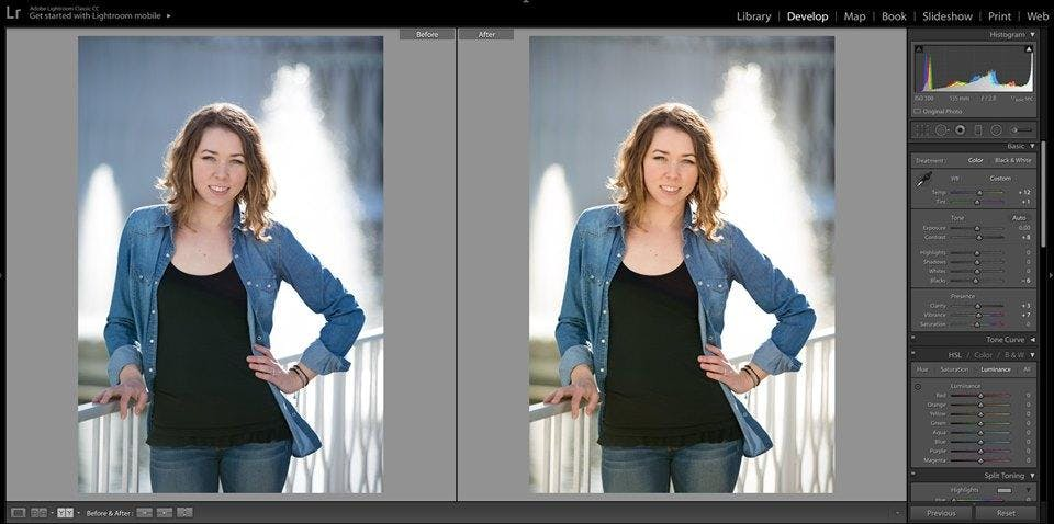 Digital Lightroom & Photoshop Lessons
