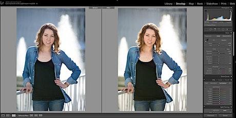 Digital Lightroom & Photoshop Lessons  tickets