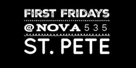 Sept - First Fridays @ Nova 535 tickets