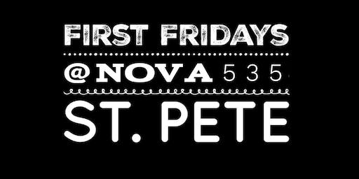 Sept - First Fridays @ Nova 535