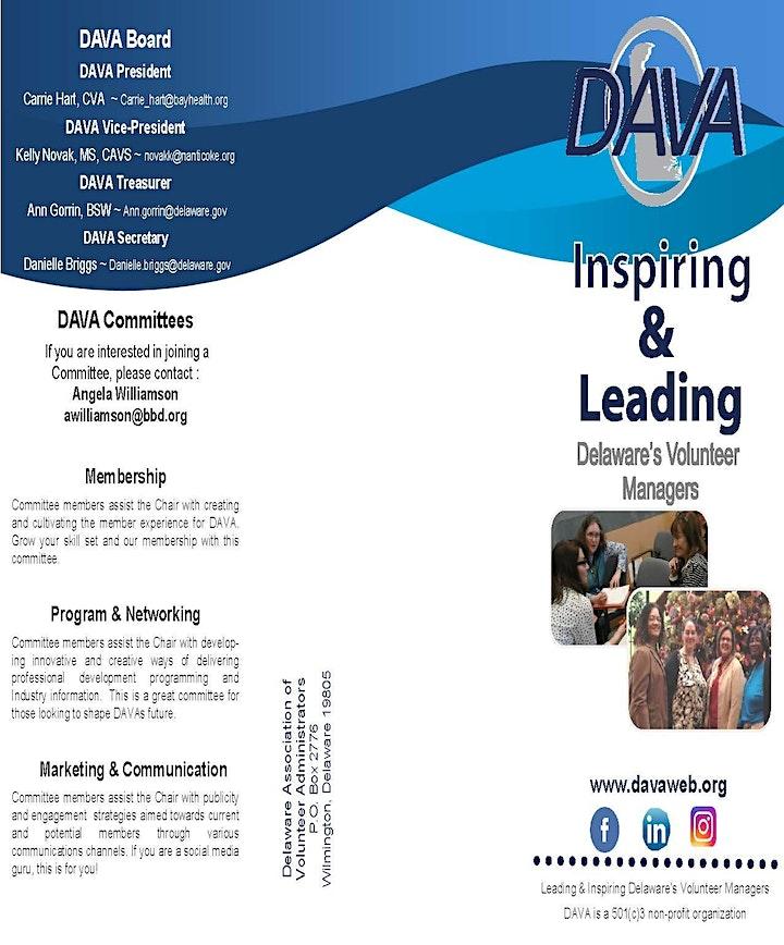 DAVA Membership image