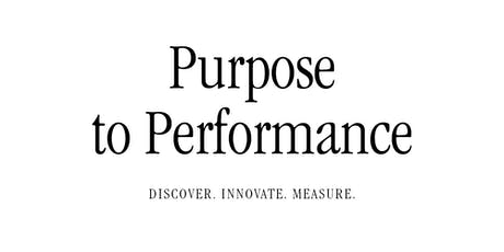 Purpose to Performance: A Masterclass on Identity & Innovation tickets