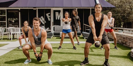 Bootcamp & Brunch with Cereal Killer  tickets
