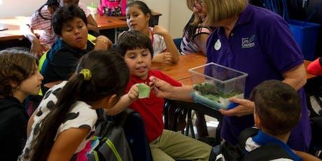 Home School - Intro to Incredible Invertebrates tickets