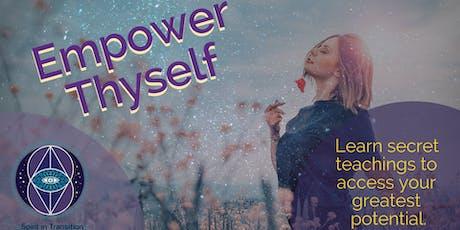 Empower Thyself tickets