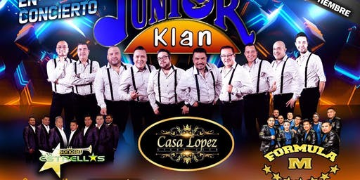 Junior Klan en Oxnard