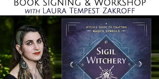 Sigil Witchery: Book Signing & Workshop