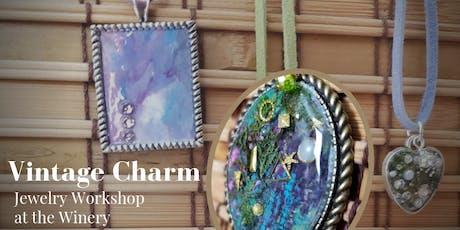 Vintage Charm Jewelry Workshop tickets