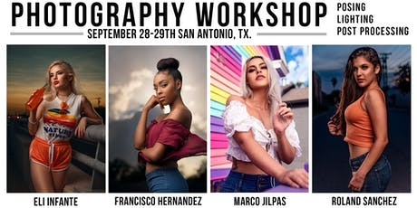 Photography Workshop San Antonio aka Puro Lit Tour tickets