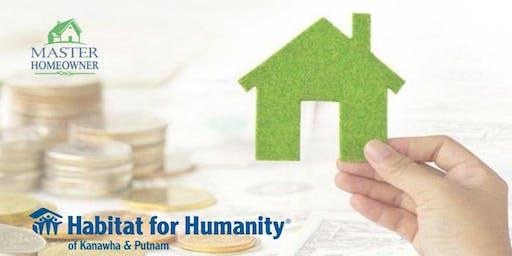Master Homeowner - Home Energy Efficiency