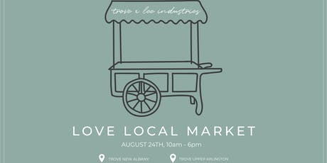 Love Local Market tickets