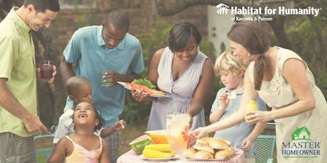 Master Homeowner - Neighborhood Relations tickets