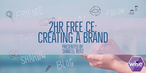 2HR Free CE: Creating a Brand