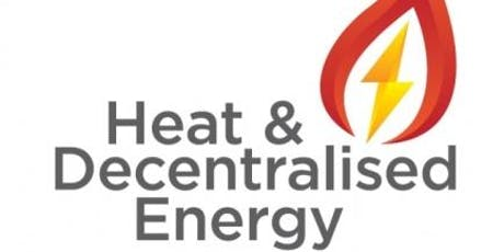 Heat and Decentralised Energy Conference 2020 tickets