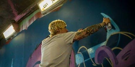 Graffiiti Mural Workshop tickets