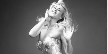 Disco  blouse burlesque classes tickets