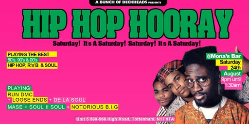 Hip-Hop Hooray